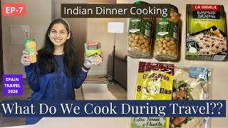 Cooking Veg Food In Europe, Ch…