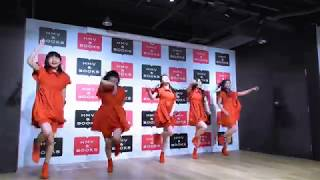 九州女子翼×HBHコラボグッズ発売イベントin大阪 HMV & BOOKS SHINSAIBAS...