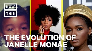 The Evolution of Janelle Monáe: From ArchAndroid to Dirty Computer | NowThis