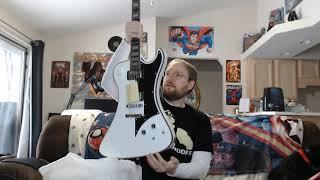 Hagstrom Fantomen Unboxing - Ghost Guitar
