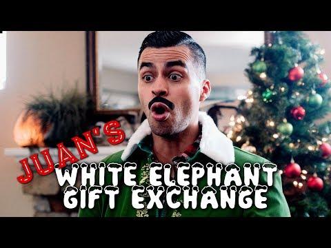 Juan's White Elephant Gift Exchange | David Lopez