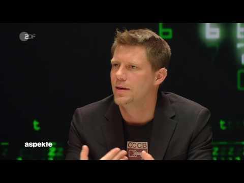 ZDF aspekte: Interview zu WannaCry mit Linus Neumann, Chaos Computer Club
