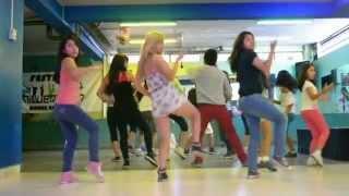 Coreografía Daddy Yankee - Limbo