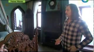 Никас Сафронов показал свою легендарную квартиру в центре Москвы