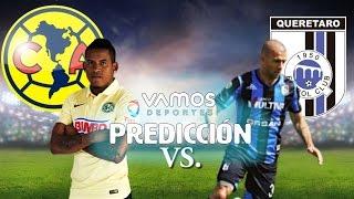 Predicción América Vs Querétaro Jornada 14 Apertura 2015