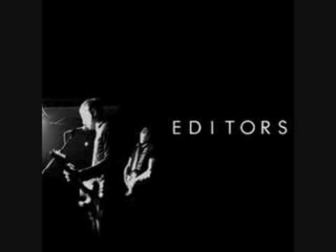 Editors - Orange Crush