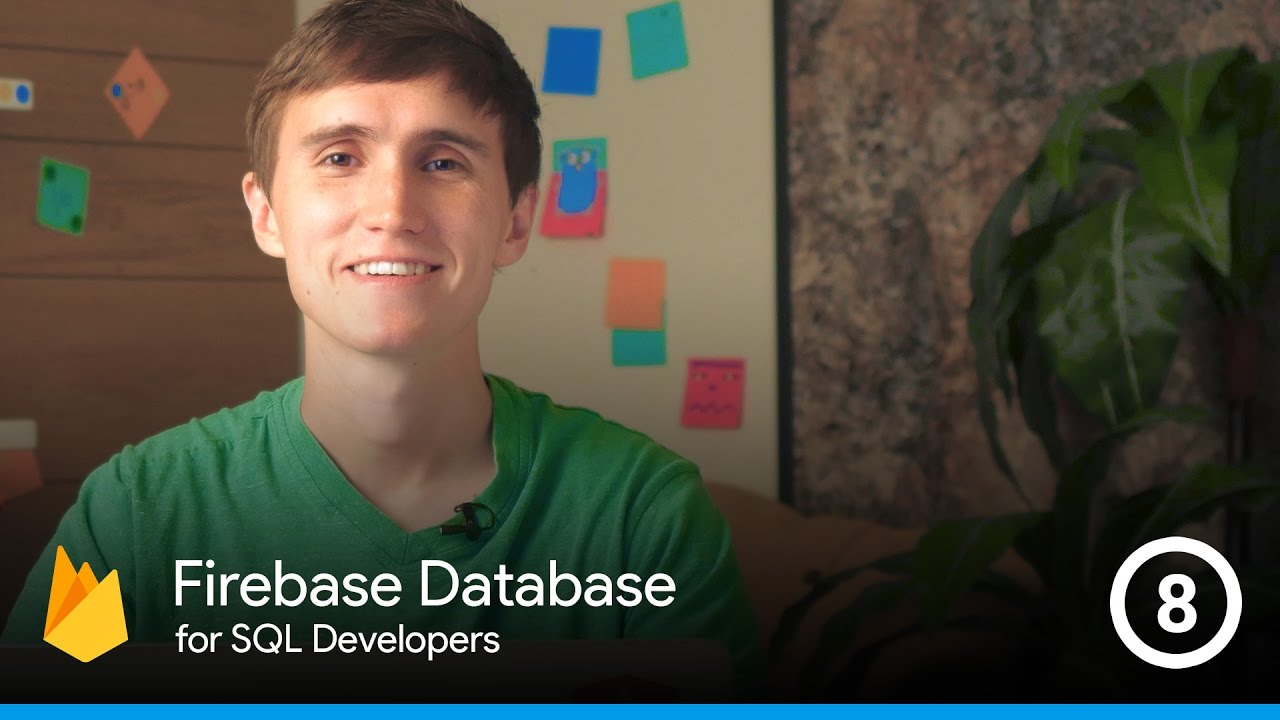 Realtime Database for SQL Developers (video series)
