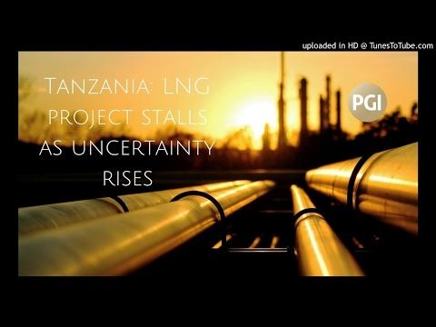 Tanzania's LNG terminal stalls amid political uncertainty