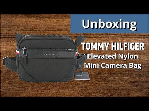 tommy hilfiger elevated crossbody bag
