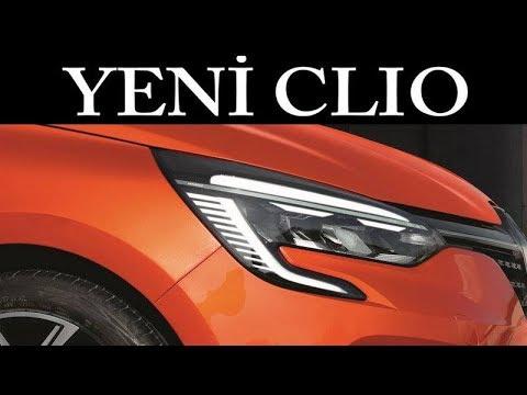 2019 YENİ Renault Clio