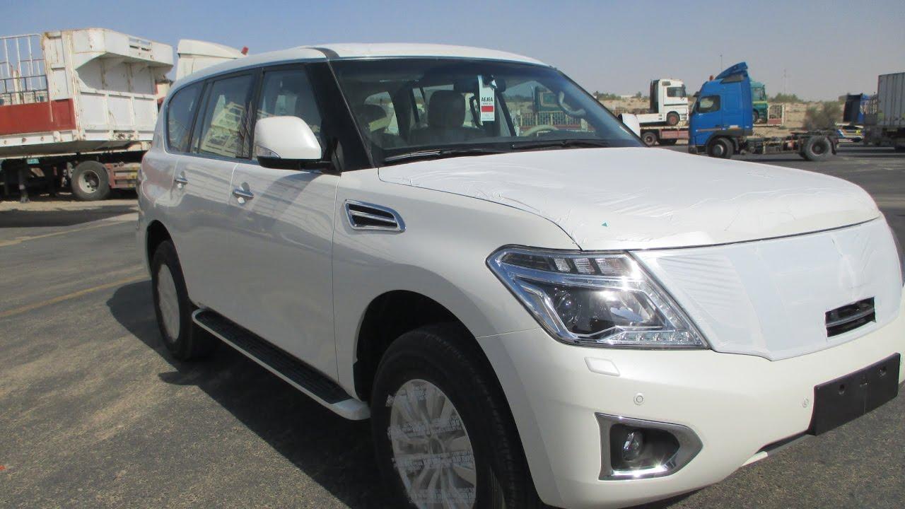 2017 Nissan Patrol 4 0 V6 Full Option In Dubai