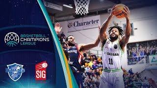 Dinamo Sassari v SIG Strasbourg - Highlights - Basketball Champions League 2019-20