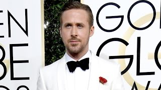 Why Everyone's Talking About Ryan Gosling's Golden Globes Acceptance Speech