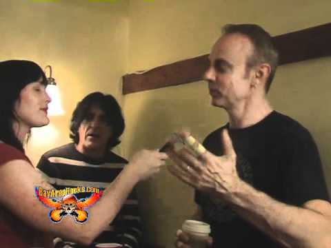 Jaz Coleman and Big Paul Ferguson of Killing Joke - INTERVIEW