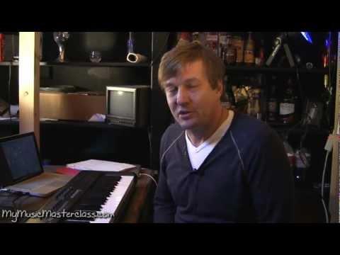 Ben Stivers - Synth Keyboard Masterclass