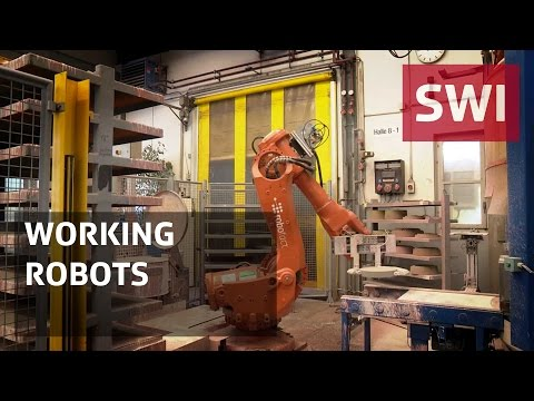 How will robots impact the Swiss job market