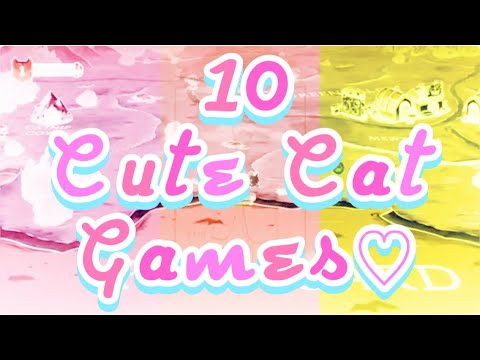 10 Cute Cat Games for ios/Android | YunicornTV