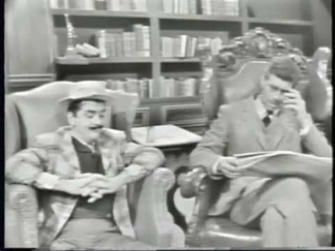 "Ernie Kovacs - ""Eugene"" Part 2, includes ""The Tilted Table"" sketch"