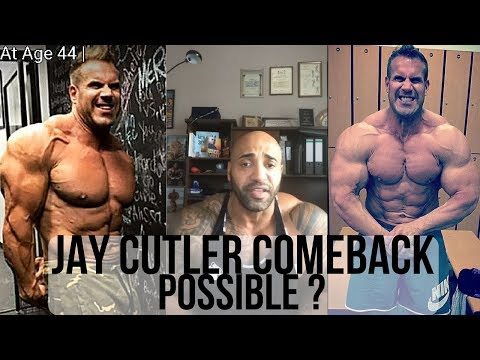 NO possible comeback for JAY CUTLER at 44 years of age : DENNIS JAMES
