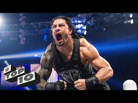 Roman Reigns\' powerful displays of strength: WWE Top 10, May 20, 2019