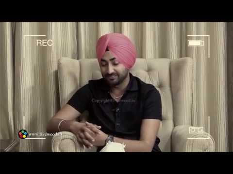 Live interview of RANJIT BAWA talking about his love story