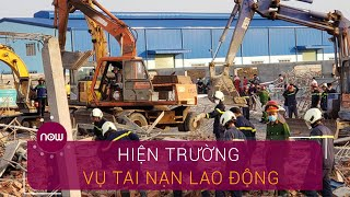 Hiện trường vụ sập công trình ở Đồng Nai, khiến 10 người tử vong | VTC Now