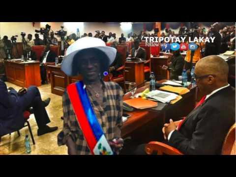 """SCOOP FM: Senateur Senatus ak tout lot Senateur yo se yon paket """"KRÈK KOKO"""""""