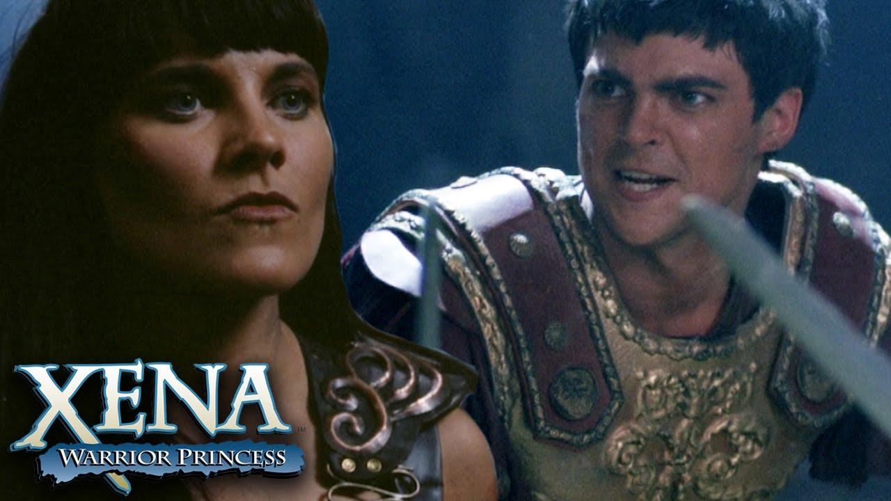 Download Xena Tricks Pompey and Caesar Into a Battle | Xena: Warrior Princess