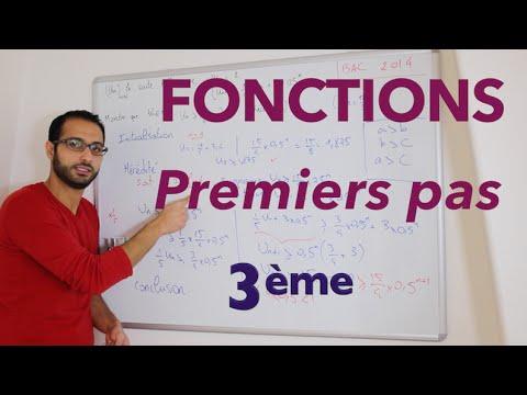 Fonctions - Premiers
