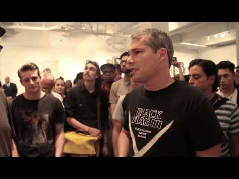 An interview with Shepard Fairey