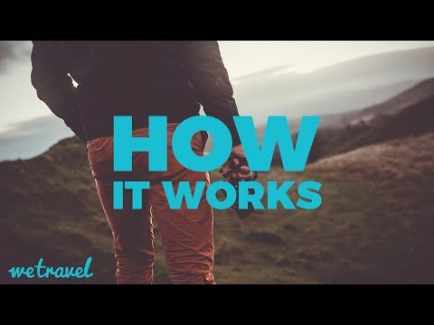 WeTravel - How It Works