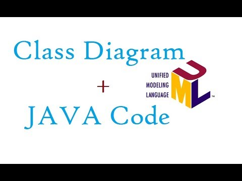 Uml class diagram to java code youtube uml class diagram to java code ccuart Gallery