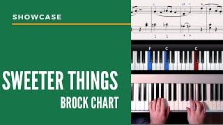 Sweeter Things | Intermediate Piano Solo