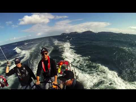 Elan E4 - Coastal Classic yacht race 2016