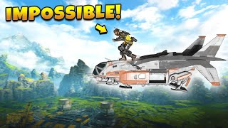 *NEW* STANDING ON DROP SHIP IS CRAZY!!! - Apex Legends Funny & Epic Moments #393