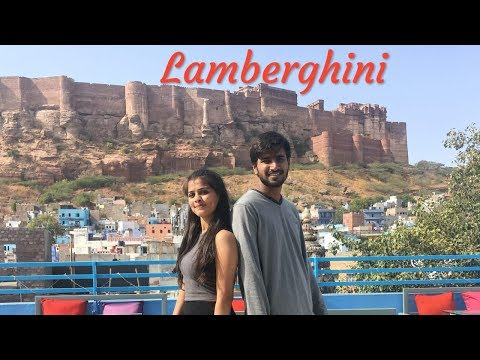 Lamberghini | The Doorbean Feat Ragini |Zenith Group | Choreography by Mahima Laddha |