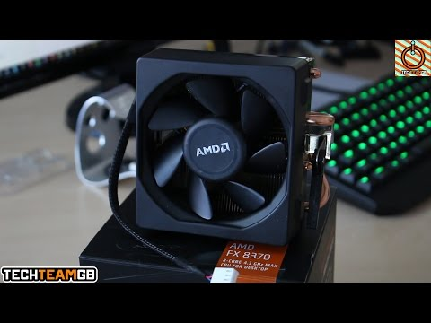 AMD Wraith Stock Cooler Review