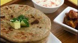 Masaledaar besan ki roti missi roti lahsun ki chutney recipe punjabi style spicy tasty recipe