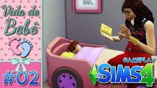The Sims 4 - Vida De Bebê #2 - A Família Candy Guima