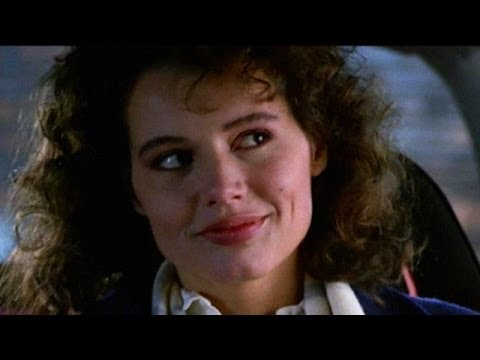 Geena Davis: Unbelievable.