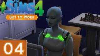 Les Sims 4 : Au Travail | 04 - Alien | [Fr] [HD] [60 fps]
