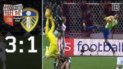 England und die Torhüter: Brentford - Leeds United 3:1 | Highlights | EFL Championship | DAZN