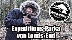 Vorstellung des Expeditions-Parka von Lands' End