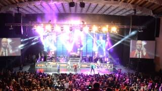 3 Sud Est - Iubire [ Live la Sala Palatului 9 mai 2014 ]