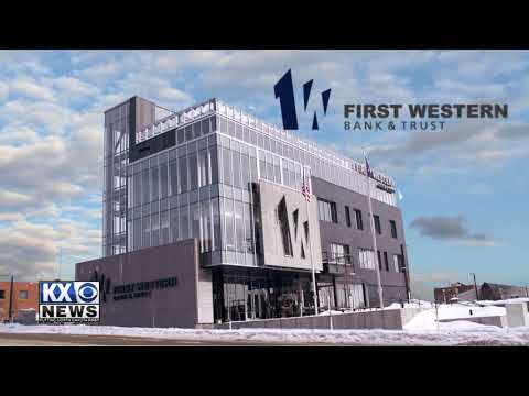 First Western Bank and Trust: Skycam Promo