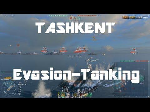 Tashkent - The Art Of Evasion-Tanking