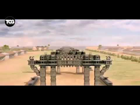 Allu Arjun Powerful Dialogue In Rudramadevi ..... Bunny Sir Is Super Action In That Movie ....