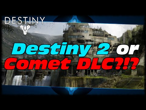 Destiny 2 Or Comet Plague Of Darkness Expansion DLC? 100% Proof That Comet Packs Are DLC!