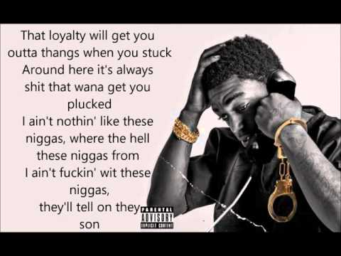 Kodak Black - Heart [HD Lyrics On Screen]