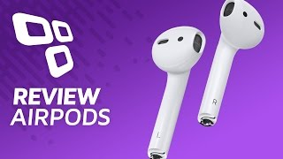 Apple AirPods - Review - TecMundo